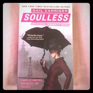 SOULLESS BOOK 1